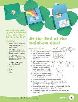 St. Patrick's Day Art Projects