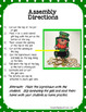 St Patrick's Day Articulation Activity: Initial & Final sounds