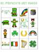 St. Patrick's Day BINGO FREEBIE