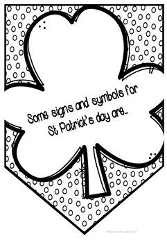 St Patrick's Day Banner ~ Bible Theme