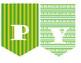 Clip art-St Patrick's Day Banner