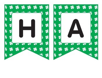 St. Patrick's Day - Banners, Clip Art and Notecards