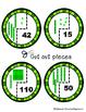 St.Patrick's Day Base Ten Puzzles