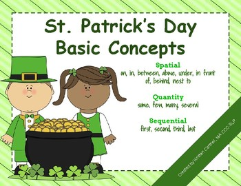 St. Patrick's Day Basic Concepts