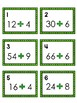St. Patrick's Day Basic Division Task Cards