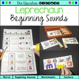 Beginning Sounds St. Patrick's Day