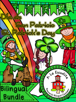 St. Patrick's Day Bilingual Bundle