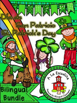 St. Patrick's Day Bilingual Bundle
