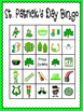 St. Patrick's Day Bingo (30 completely different cards & calling cards included)