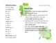 St. Patrick's Day Bingo Dotter Articulation Activity with Target Words