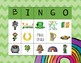 St. Patrick's Day Bingo Game Cards Free