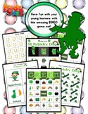St Patrick's Day Bingo / Matching Activities