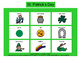 St. Patrick's Day Bingo! Multiple Boards [speech therapy and autism]
