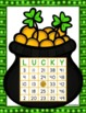 St. Patrick's Day Bingo (Numbers 1-50)