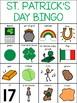 St. Patrick's Day - Boardmaker Bingo