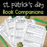 St. Patrick's Day Book Companions