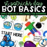 St. Patrick's Day Bot Basics {Robotics for Beginners}