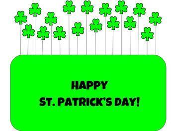 St. Patrick's Day Breakout