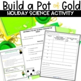 St. Patrick's Day Build a Pot of Gold STEM Activity