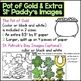 St. Patrick's Day Bulletin Board: St Patrick's Day Writing Activity