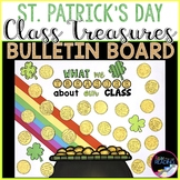 St. Patrick's Day Bulletin Board: St Patrick's Day Writing