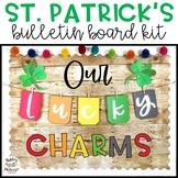 St. Patrick's Day Bulletin Board or Door Kit
