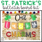 St. Patrick's Day Bulletin Board or Door Kit