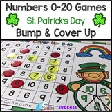 St Patricks Day Game: Bump and Cover Up Numbers 0-20