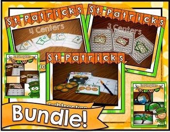 St Patrick's Day Bundle