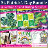 St. Patrick's Day Bundle - Coloring Pages, Art & Decor