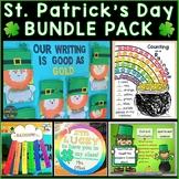 St. Patrick's Day Bundle: Crafts, PowerPoint, Math, Scienc