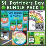 St. Patrick's Day Bundle: Crafts, PowerPoint, Math, Scienc