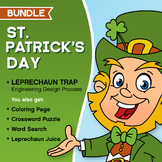 St. Patrick's Day Bundle! - Integrated Writing + Engineeri