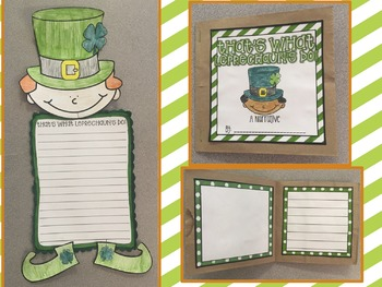 St. Patrick's Day Bundle: Fiona's Lace & That's What Leprechaun's Do