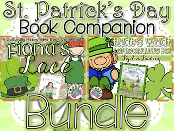 St. Patrick's Day Bundle: Fiona's Lace & That's What Lepre