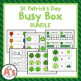 St Patricks Day Activities | Task Boxes Bundle