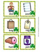 St Patrick's Day CVC Rhyming Words Match Game