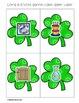 St. Patrick's Day CVC and CVCe Literacy Activities & Printables