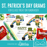 St. Patrick's Day Rainbow Candy Grams   Lucky Grams   Clas