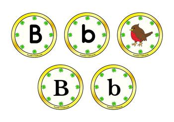 St.Patrick's Day Cauldron and Coins Phonics Game