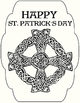 St. Patrick's Day/Celtic Coloring Sheet Bundle