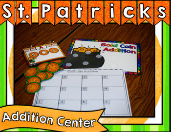 St. Patrick's Day Center ~ Addition