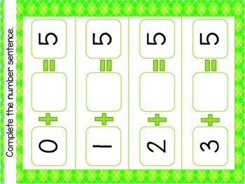 St Patricks Day Kindergarten Activities: Literacy and Math
