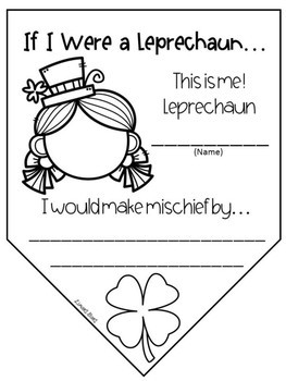 St. Patrick's Day Class Banner