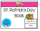 St. Patrick's Day Class Book