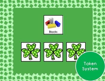 St. Patrick's Day Classroom Management Bundle