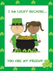 FREE St. Patrick's Day Classroom Posters and Poems + Stude