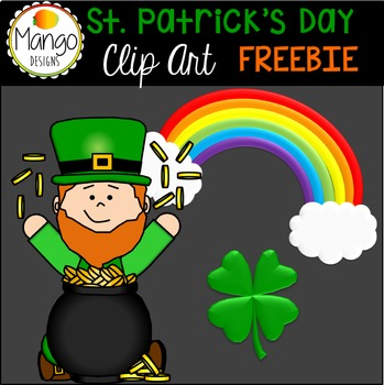 St. Patrick's Day Clip Art Free