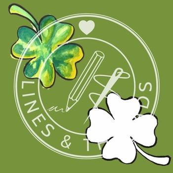 St. Patrick's Day Clip Art Set