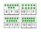 St. Patrick's Day Clip cards Numbers 1-20